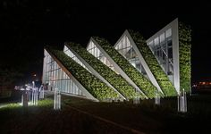 BIG bjarke ingels group hualien residences taiwan first home designboom Concept Models Architecture, Green Architecture, Futuristic Architecture, Architecture Design, Organic Architecture, Chinese Architecture, Therme Vals, Big Architects, Casa Patio