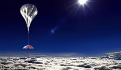 World View Enterprises plans luxury balloon flights to edge of ...