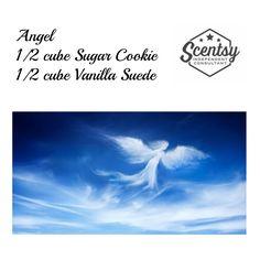 Angel Scentsy Recipe