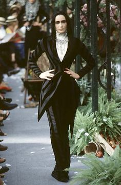 Givenchy 1996-1997,  by Galliano