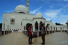 Masjid Putih, nearby Merang Suria Resort