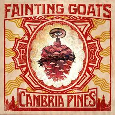 """""""It was just for fun,"""" Fainting Goats drummer recalls. He's Pete Townshend, right? Fainting Goat, Album Covers, Goats, Pete Townshend, Illustration, Bands, Santa Cruz, Band, Illustrations"""