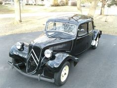 1947 Citroen Traction Avant