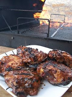 Cooking with Cristine: Root Beer BBQ Chicken