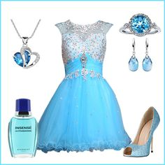Try the pretty dress!  Find More: http://www.imaddictedtoyou.com/