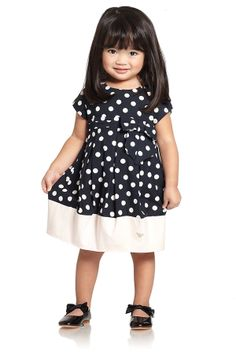 Polka dotted & adorable.