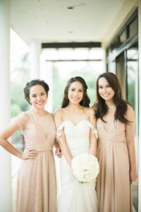 We know mornings can get so stressful and chaotic in so many different ways, but shush now darlings, we've got you covered! Pong and Janina's exquisite wedding captured by Toto Villaruel will give you the same sort of feeling we get every time we take that first sip of hot coffee in the morning--calming, and…