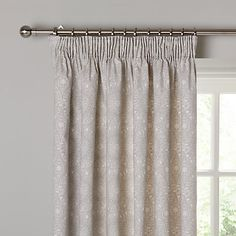 John Lewis Pencil Pleat Ready Made Curtains & Voiles. Choose from a great range of Grey Pencil Pleat Curtains. Including Bedroom Curtains, Blackout Curtains, and Curtain Lining. Grey Pencil Pleat Curtains, Pleated Curtains, Lined Curtains, Blackout Curtains, Lounge Curtains, Curtain Poles, Creative Decor, John Lewis, Master Bedroom