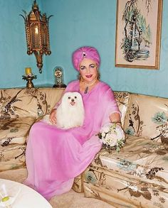 Liz by David LaChapelle...ever so fabulous.