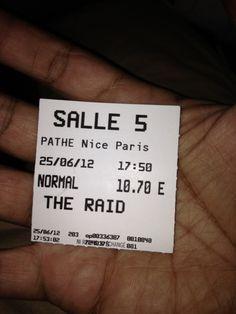 NEYP PNG première fois dans Pathé Paris em Nice, PACA