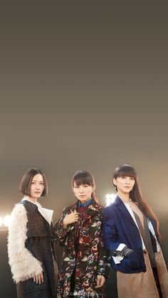 "caindayo: ""iPhone 6 wallpaper & PC wallpaper Removed texts on the original pic "" J Pop, Girl Bands, Perfume Jpop, Idol, Iphone 6 Wallpaper, Japanese Girl Group, Singer, Poses, Actresses"
