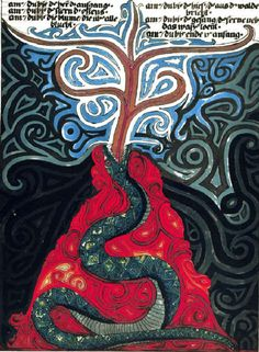 All of the images from The Red Book by Carl Jung by JAY See - issuu