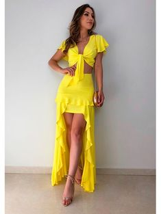 Swans Style is the top online fashion store for women. Shop sexy club dresses, jeans, shoes, bodysuits, skirts and more. Best Prom Dresses, Modest Dresses, Homecoming Dresses, Summer Dresses, Neon Dresses, Skirt Outfits, Cute Outfits, Girl Fashion, Fashion Outfits