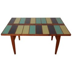 Frank Rohloff Occasional Table California Design 1