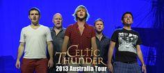 Celtic Thunder Rehearsal in Australia   (CelticThunder) on Twitter