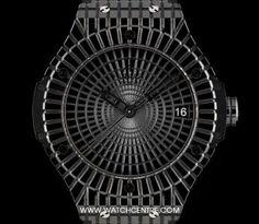Hublot Ceramic Big Bang Black Caviar Gents B&P 346.CX.1800.RX