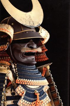 From Samurai: Exquisite Warriors by Richard Beliveau.