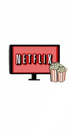 Netflix and alone.