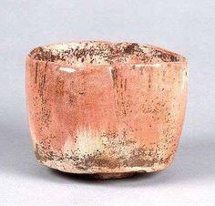Raku Tea Bowl, Honami Koetsu, Japan, early 17th century