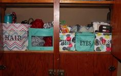 Clean up those bathroom spaces with Thirty-One Gifts!