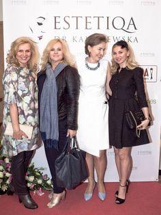 Sylwia Wysocka, Joanna Kurowska, dr Anna Kaliszewska i Lidia Kopania