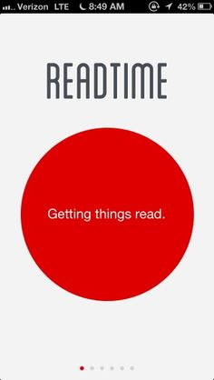 Readtime | Pttrns