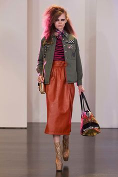Marc Jacobs Resort 2017 Collection Photos - Vogue