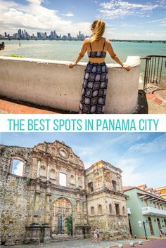 From exploring the historic Casco Viejo district to wandering through the architecturally-stunning BioMuseo, here are the best things to do in Panama City, Panama. via @globeguide