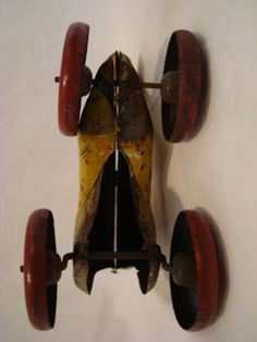 TIN-TOY-BUNNY-PULL-PUSH-TOY-LINDSTROM-TOOL-amp-TOY-CO-BRIDGEPORT-CONN-1913-40 Push Toys, Bunny Toys, Tin Toys, Wine Rack, Tools, Amp, Ebay, Bottle Rack, Instruments