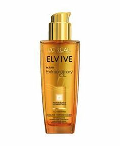 LOreal Elvive Extraordinary Oil... Amazing, my best buy for 2013. Makes your hair feel soft and silky x
