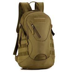 Impermeabile 3D Tattiche Militari Zaino Borsa Zaino 20L per Escursioni A Piedi Trekking Camouflage Zaino Da Viaggio X67
