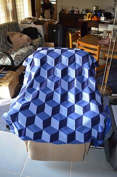 Crocheted Vasarely Blanket by Mrs. Purple http://sulia.com/channel/knitting/f/e50b6bb5-2224-4c91-8297-ea0b0a4c7600/?
