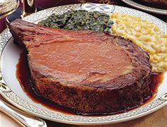 Lawry's The Prime Rib is an extraordinary restaurant – a place of grand style, classic elegance, luxurious comfort and home of the world famous Lawry's Seasoned Salt. The unique menu features Roasted Prime Ribs of Beef served tableside from gleaming silver carts. #recipe