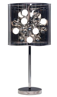 starburst table lamp 23000