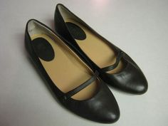 Womens Shoes 6 1/2 ANA Brown Flats CLEARANCE SALE  #Ana #LoafersMoccasins
