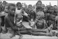 help starving children in africa -
