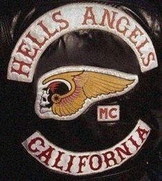 HELLS ANGELS CALIFORNIA
