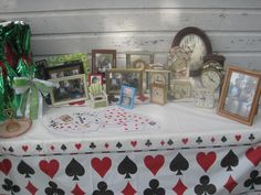 Card/Gift table