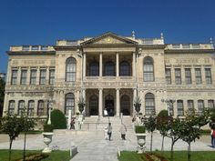 Dolmabahce Palace, Selam Part