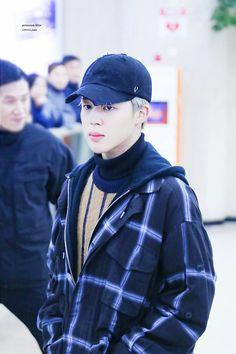 •161216 BTS' JIMIN @ airport