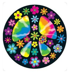 This is an image of a peace sign. Along with the hippie movement peace signs were also used as a typical hippie sign. Although this was a sign, an alternative way to say it is with two fingers up. Paz Hippie, Boho Hippie, Hippie Peace, Happy Hippie, Hippie Love, Hippie Style, Hippie Things, Peace On Earth, World Peace