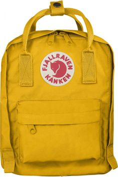 Fjällräven Kanken Kids Little My, Kanken Backpack, Laptop, Backpacks, Bags, Shopping, Fashion, Handbags, Moda
