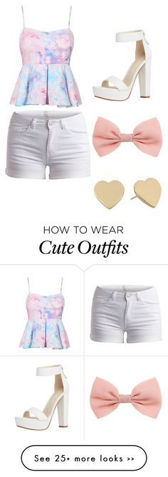 """cute outfit"" by madisontaylorrrrr on Polyvore"