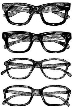"""Gran Tour - Henry Kissinger (eyeglasses) Illustrazioni per IL - """"Intelligence in lifestyle"""", il maschile de Il Sole 24 Ore. Pag. 136-137, numero 32 - settembre 2011"""