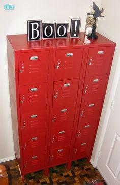 Storage...locker Style By Miriam Zeilmann