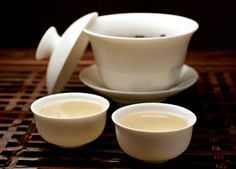 Chinese Tea for Two...