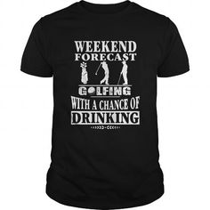 Weekend Forecast Fishing With A Chance Of Drinking - shirt diy. Weekend Forecast Fishing With A Chance Of Drinking, tshirt packaging,hoodie tutorial. Golf 6 Gti, Golf R, Golf T Shirts, Tee Shirts, Crochet T Shirts, Drinking Shirts, Drinking Jenga, Tshirts Online, Shirt Designs