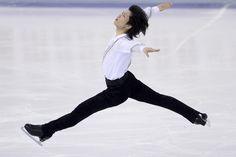 Tatsuki Machida of Japan is second after short at Grand Prix Final