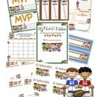 Ready?  Set?  TOUCHDOWN!  Your MVPs will love this sports themed classroom set... perfect for any team of learners!  This set includes 26 pages of ...