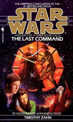 The Last Command by Zahn, Timothy